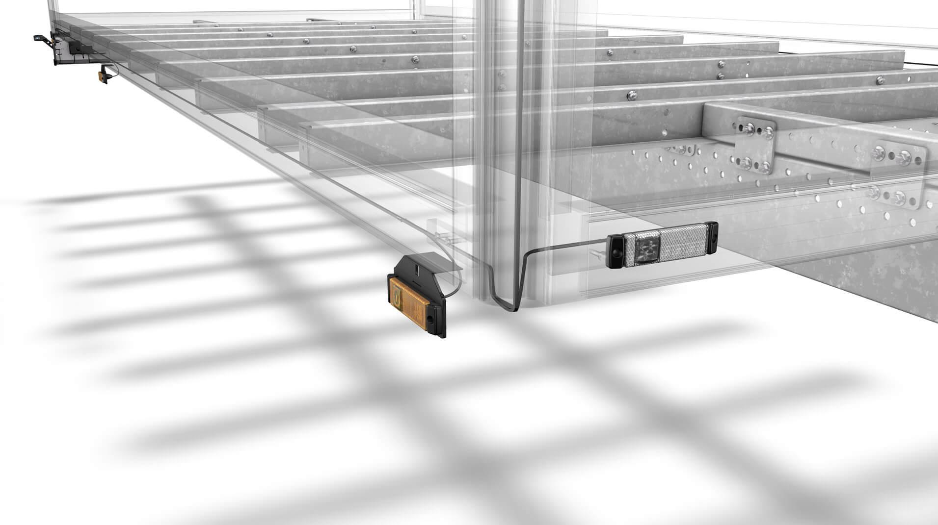 3D Animation Titgemeyer Kofferbausatz Licht Verkabelung - aixwave.com